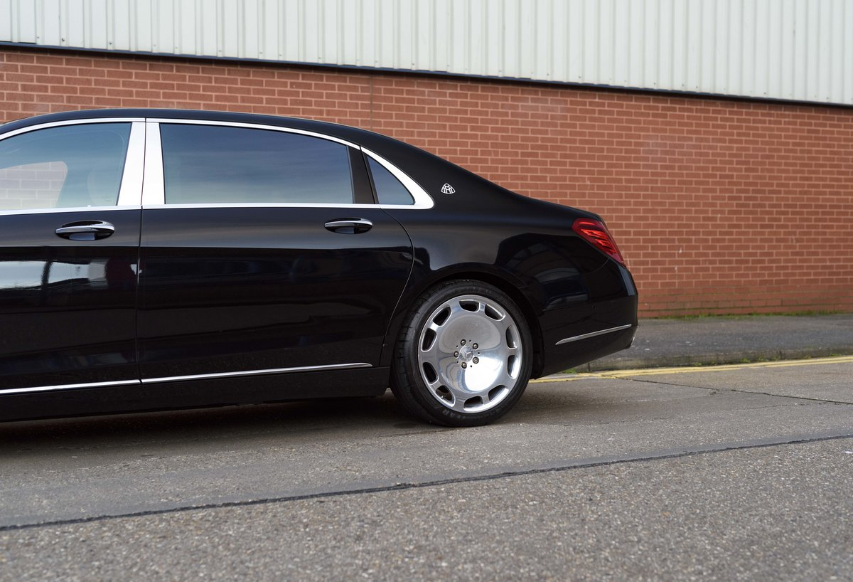 2015 Mercedes-Benz S600 Maybach (RHD) For Sale (picture 12 of 24)