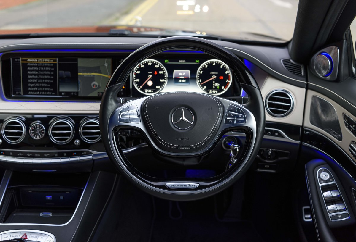 2015 Mercedes-Benz S600 Maybach (RHD) For Sale (picture 15 of 24)