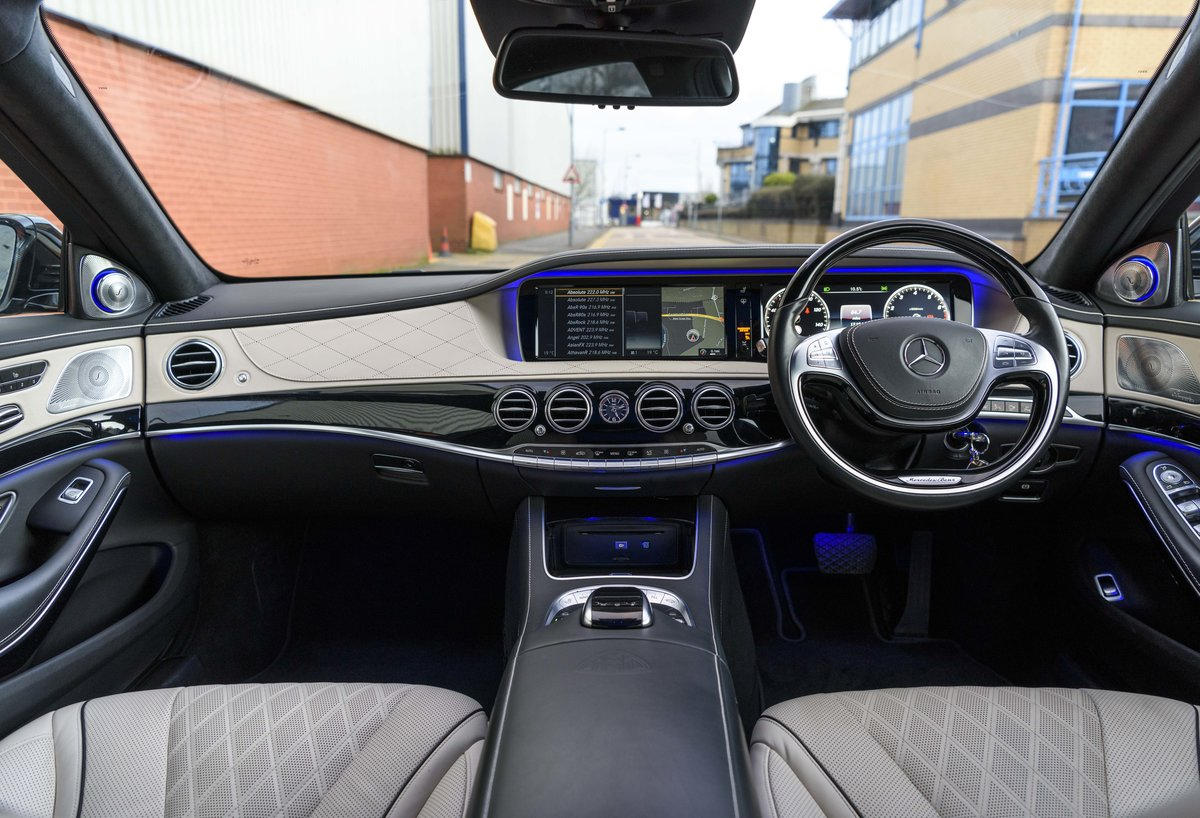 2015 Mercedes-Benz S600 Maybach (RHD) For Sale (picture 17 of 24)