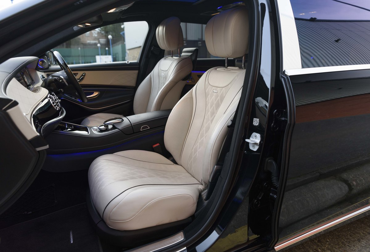 2015 Mercedes-Benz S600 Maybach (RHD) For Sale (picture 18 of 24)