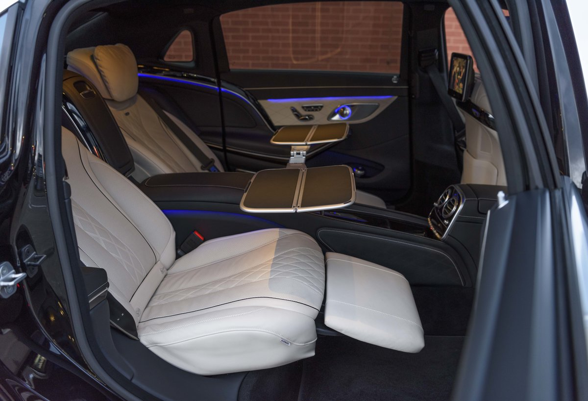 2015 Mercedes-Benz S600 Maybach (RHD) For Sale (picture 19 of 24)