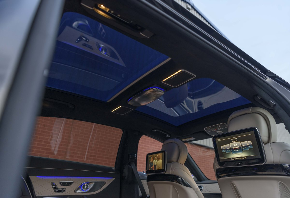 2015 Mercedes-Benz S600 Maybach (RHD) For Sale (picture 20 of 24)