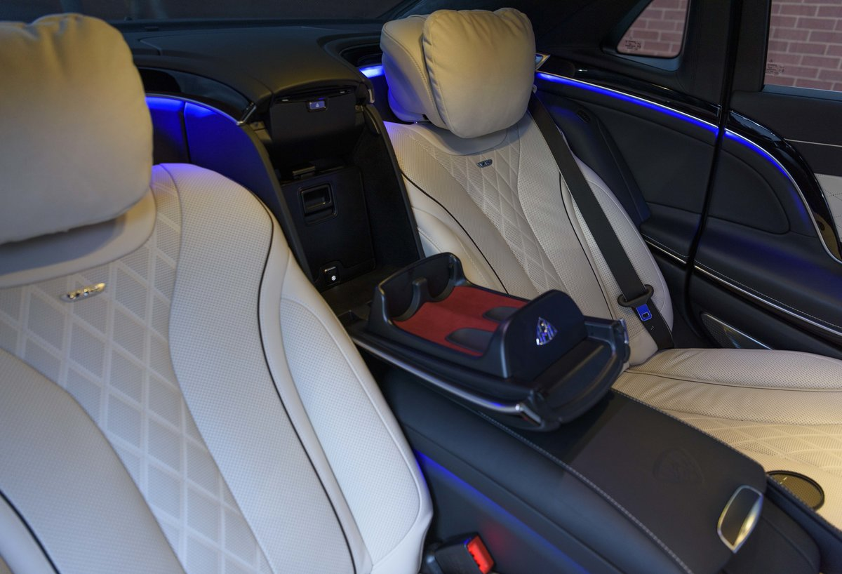 2015 Mercedes-Benz S600 Maybach (RHD) For Sale (picture 21 of 24)