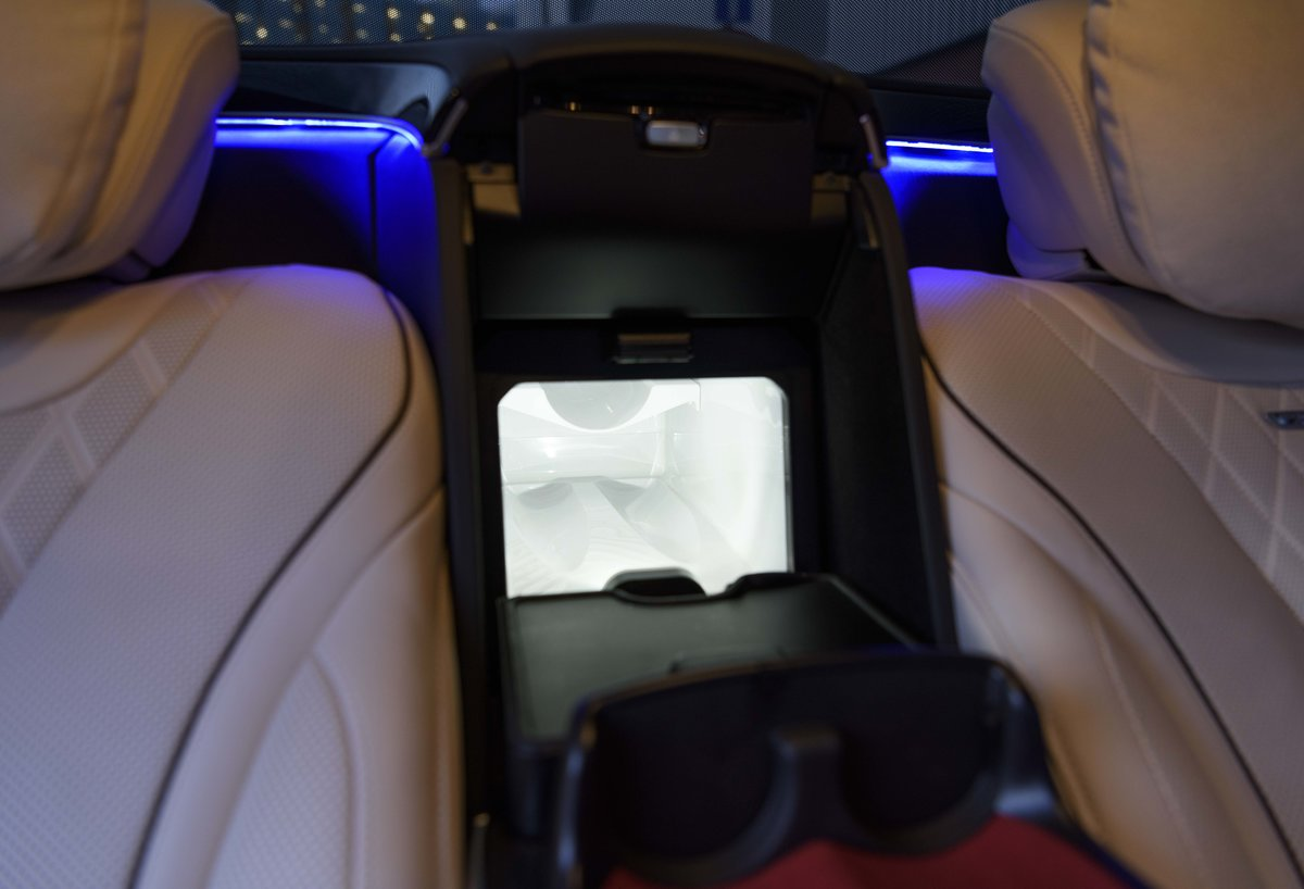 2015 Mercedes-Benz S600 Maybach (RHD) For Sale (picture 22 of 24)