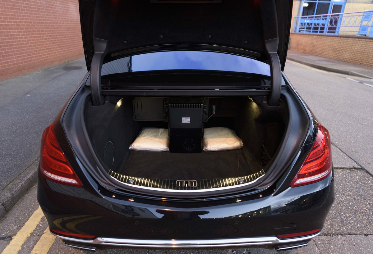 2015 Mercedes-Benz S600 Maybach (RHD) For Sale (picture 23 of 24)