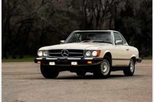 1980 Mercedes 450SL Roadster Convertible 41k miles $23.2k