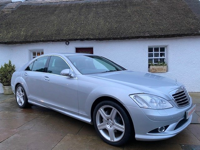 2008 Mercedes-Benz S Class 3.0 S320 CDI 7G-Tronic 4dr 8 For Sale (picture 1 of 6)