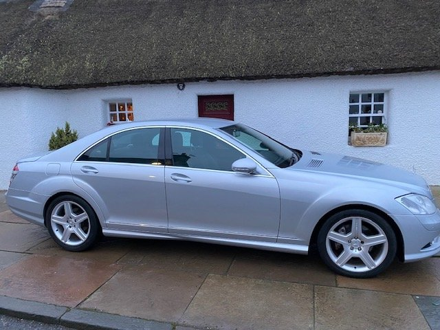 2008 Mercedes-Benz S Class 3.0 S320 CDI 7G-Tronic 4dr 8 For Sale (picture 2 of 6)