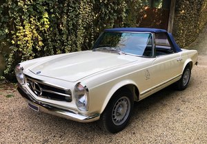 1967 Complete restoration in 2019 in desirable color combination