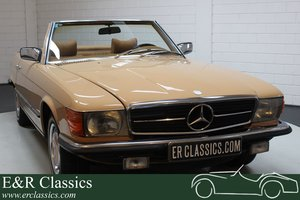 Mercedes-Benz 450SL Cabriolet 1979 Unique color combination For Sale