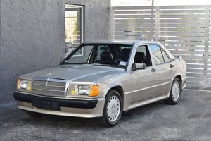 1986 Mercedes 190E 2.3 -16 Cosworth W201- Work Done $23.5k