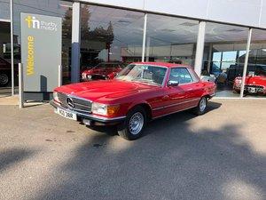 1977 Mercedes Benz 350SLC