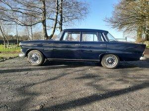 1966 Mercedes 200 Fintail