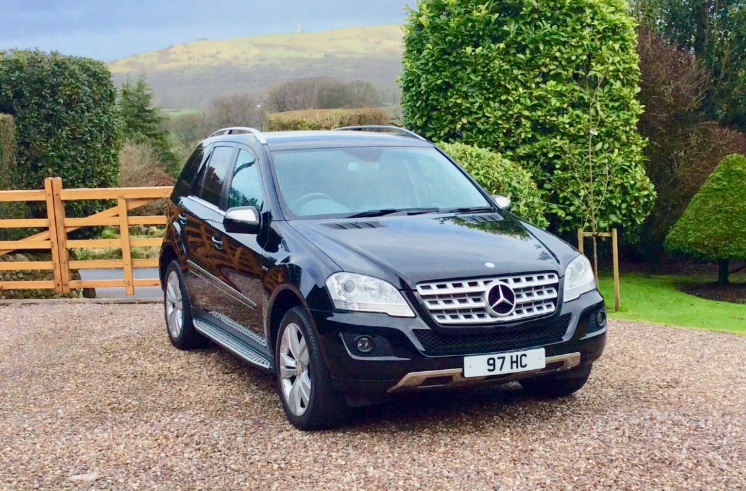2010 MERCEDES ML 350 CDI SPORT  For Sale (picture 2 of 6)