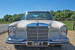 1971 Mercedes W108 280 SEL 4.5 Litre V8 For Sale