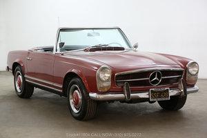 1966 Mercedes-Benz 230SL