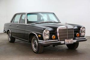 1972 Mercedes-Benz 300SEL 4.5