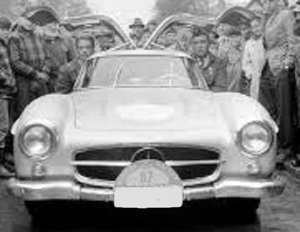 Picture of 1955 MERCEDES 300 SL GULLWIND UNRESTORED