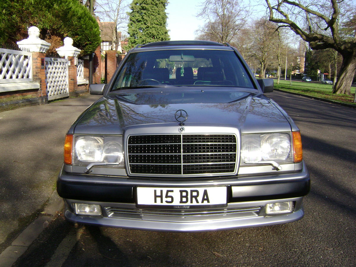1990 BRABUS 3.6 Q3T For Sale (picture 3 of 6)