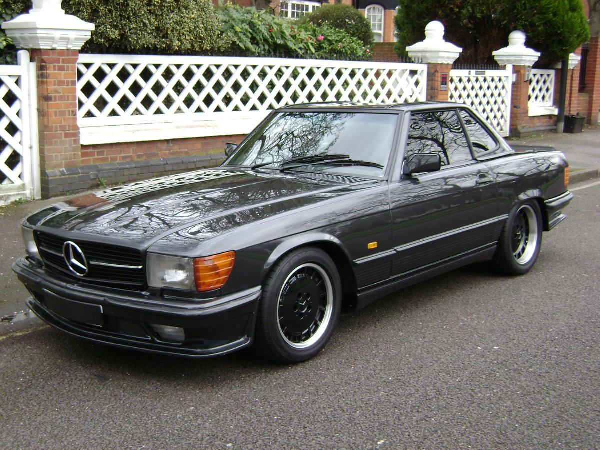 1986 Mercedes 500sl LORINSER For Sale (picture 1 of 6)