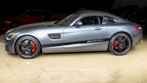 2016 Mercedes AMG GT S Coupe low 15k miles Grey $79.9k