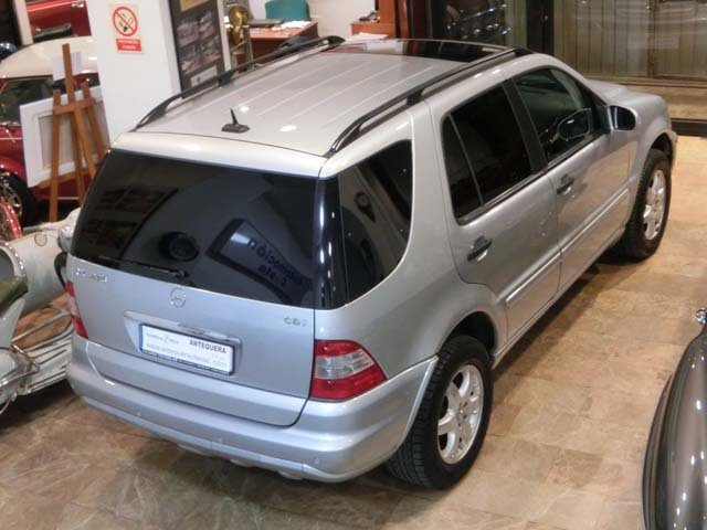 MERCEDES BENZ ML 270 CDI INSPIRATION W163 - 2004 For Sale (picture 2 of 6)