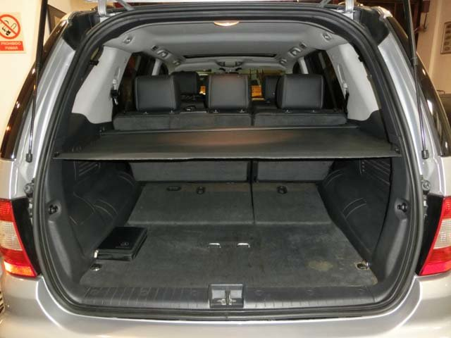 MERCEDES BENZ ML 270 CDI INSPIRATION W163 - 2004 For Sale (picture 6 of 6)