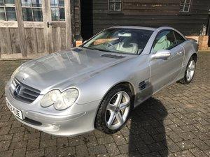 2003 GENIUNE MERCEDES 350 SL LOW MILES panoramic roof nice car  For Sale