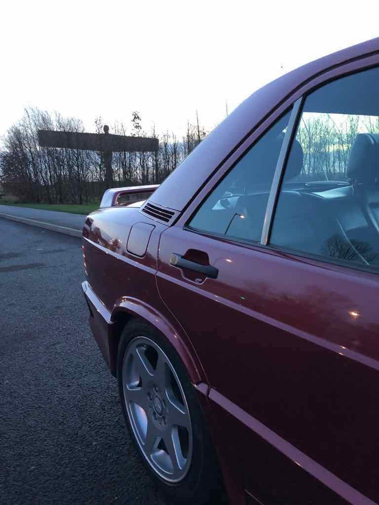 1989 Mercedes 2.5-16v Cosworth For Sale (picture 3 of 6)