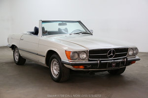 1972 Mercedes-Benz 350SL For Sale