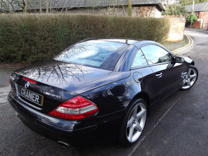 Picture of 2006 Mercedes SL350 SOLD