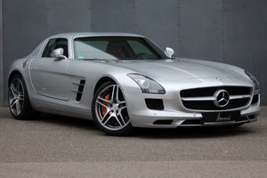 2011 Mercedes-Benz SLS AMG Coupé LHD For Sale