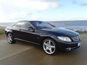 2008 MERCEDES CL600 AMG AUTO *Very High Spec* SOLD