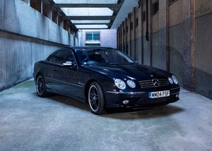 2004 Mercedes-Benz CL65 AMG For Sale by Auction