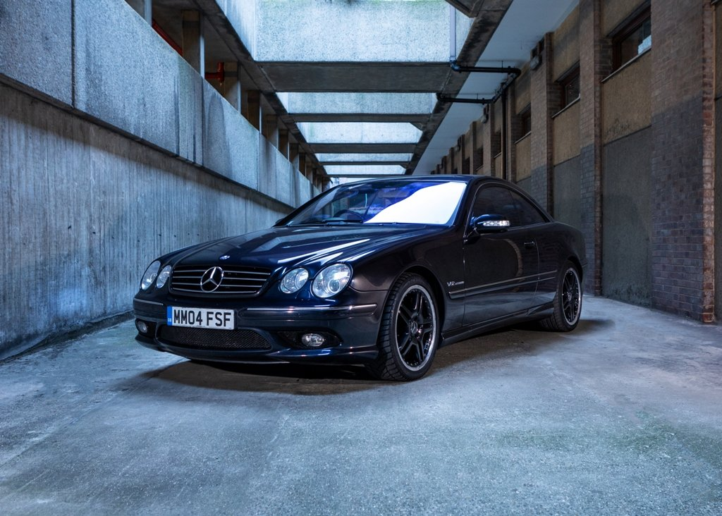 2004 Mercedes-Benz CL65 AMG SOLD by Auction (picture 2 of 6)