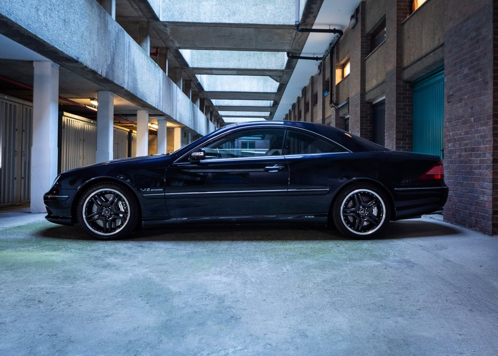 2004 Mercedes-Benz CL65 AMG SOLD by Auction (picture 3 of 6)