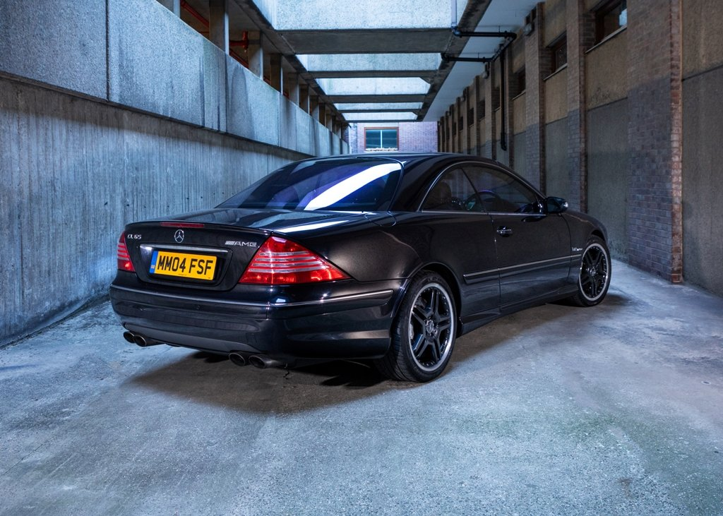 2004 Mercedes-Benz CL65 AMG SOLD by Auction (picture 4 of 6)