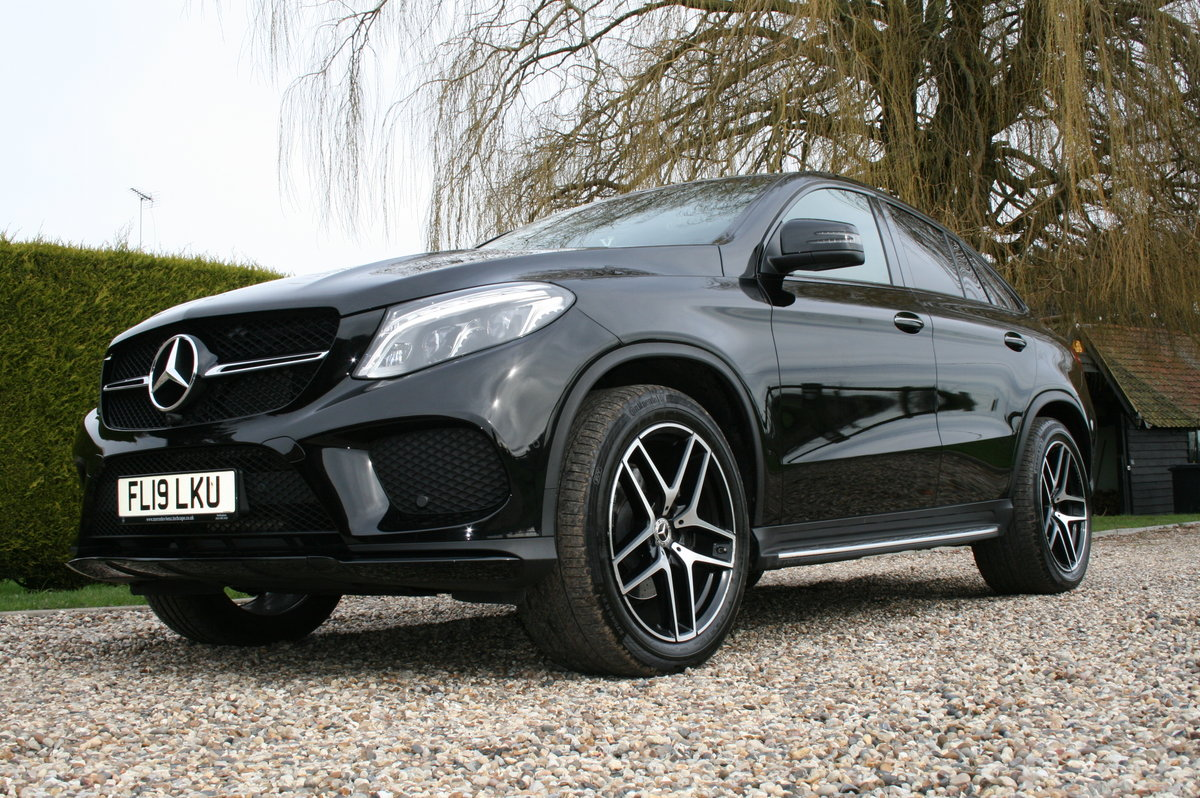 2019 Mercedes-Benz GLE350 AMG 3.0 D 4X4 4MATIC 9G-Tronic For Sale (picture 1 of 6)