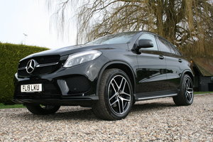 2019 Mercedes-Benz GLE350 AMG 3.0 D 4X4 4MATIC 9G-Tronic For Sale