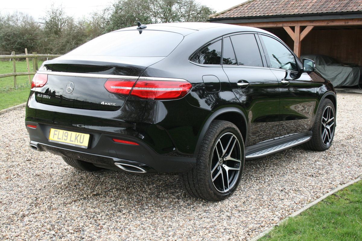 2019 Mercedes-Benz GLE350 AMG 3.0 D 4X4 4MATIC 9G-Tronic For Sale (picture 6 of 6)
