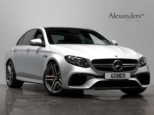 2018 18 68 MERCEDES BENZ E63S AMG PREMIUM AUTO For Sale