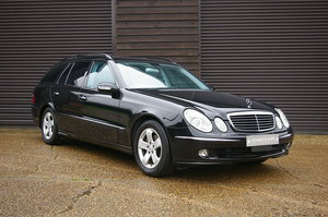 2005 Mercedes E320 Avantgarde Special Edt Estate (45,222 miles) For Sale