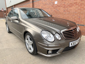 2007 Mercedes-Benz E63 AMG For Sale by Auction