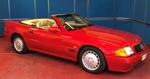 1991 Mercedes 300SL For Sale