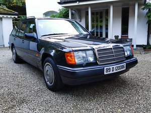 1989 Mercedes 230TE, 41,000 Miles Absolutely Stunning For Sale