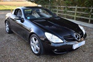 2007 Mercedes SLK280 V6 Auto SOLD