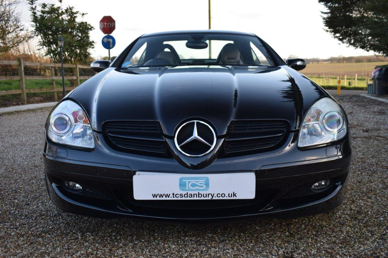 2007 Mercedes SLK280 V6 Auto SOLD (picture 4 of 6)