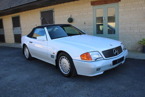1990 MERCEDES SL 300 – 32,000 MILES – £16,950 For Sale