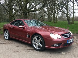 Mercedes SL55 AMG 2006/56 low miles great value. For Sale