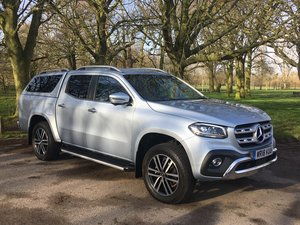 2018 Mercedes X250 Power new 1,800 miles save over £22k  For Sale
